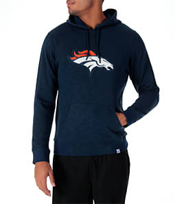 Men's Majestic Denver Broncos NFL Gameday Classic Hoodie