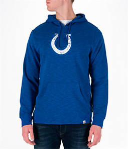 Mens' Majestic Indianapolis Colts NFL Gameday Classic Hoodie