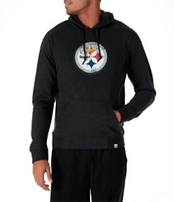 Men's Majestic Pittsburgh Steelers NFL Game Day Classic Hoodie