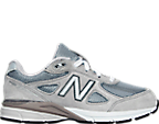 Boys' Preschool New Balance 990 V4 Running Shoes