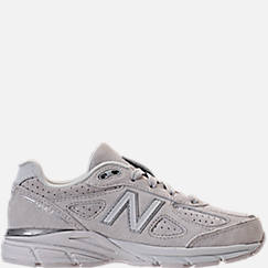 Girls' Grade School New Balance 990 V4 Running Shoes