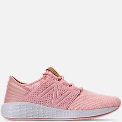 Girls' Grade School New Balance Fresh Foam Cruz V2 Running Shoes