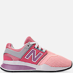 Girls' Grade School New Balance 247 Casual Shoes