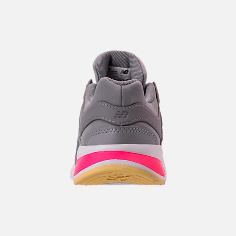Back view of Girls' Grade School New Balance 247 Casual Shoes