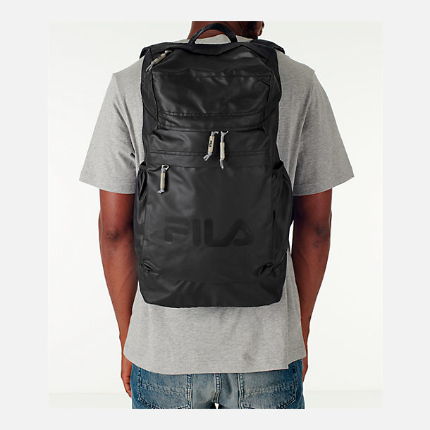 Alternate view of Fila Forbes Backpack in Black