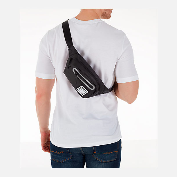 Alternate view of Fila Riley Fanny Pack in Black