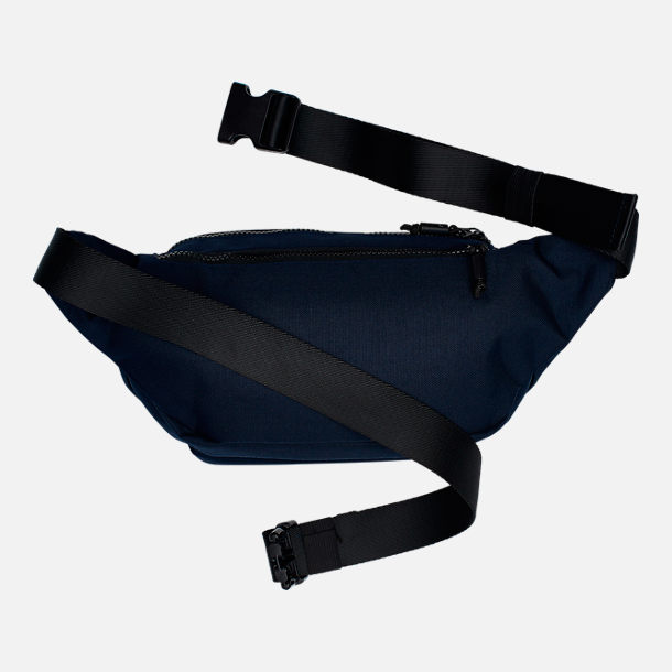 Back view of Fila Lindon Waist Pack in Navy/White/Red