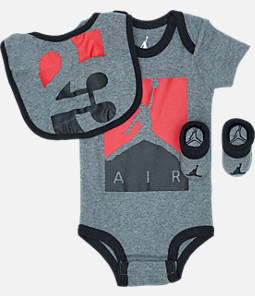 Infant Air Jordan Racked Up 23 3-Piece Set
