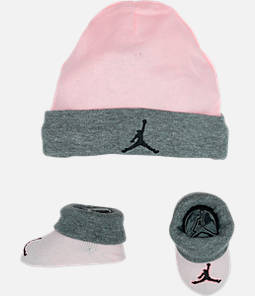 Infant Nike Hat and Bootie Set