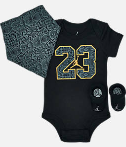 Boys' Infant Air Jordan Always Lethal 3-Piece Box Set