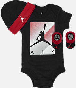 Boys' Infant Jordan Spray 3-Piece Box Set