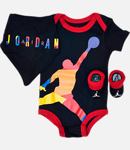 Infant Jordan Rivals 3-Piece Box Set