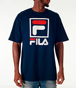 Men's Fila Stacked T-Shirt