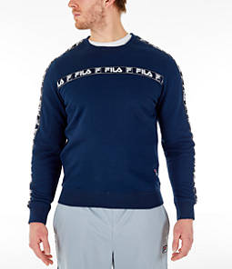 Men's FILA Tag Fleece Crewneck Sweatshirt
