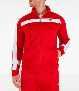 Men's Fila Renzo Track Jacket