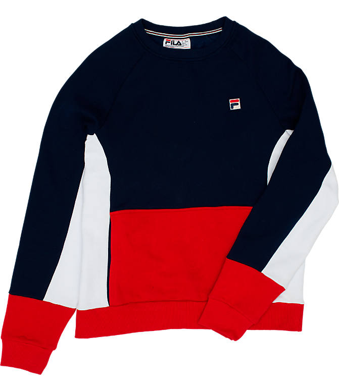 Men's Fila Foster Crew Sweatshirt by Fila