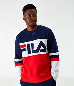 Men's Fila Freddie Crewneck Sweatshirt