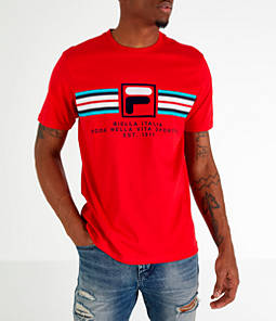 Men's Fila Heritage Mercedes T-Shirt