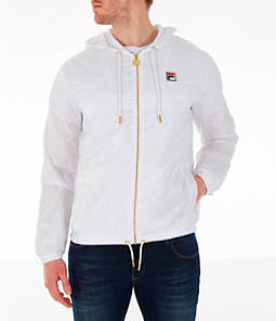 Men's Fila Copper Full-Zip Wind Jacket