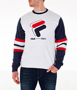 Men's Fila Lambert Archive Crewneck Sweatshirt
