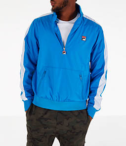 Men's Fila Hopper Half-Zip Wind Jacket