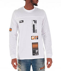 Men's Fila Miso Long-Sleeve T-Shirt