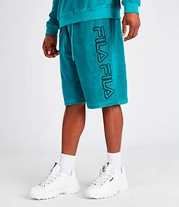 Men's Fila Theo Terry Shorts