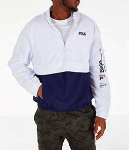 Men's Fila Gus Half-Zip Track Jacket