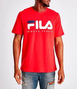 Men's Fila Biella Italia T-Shirt