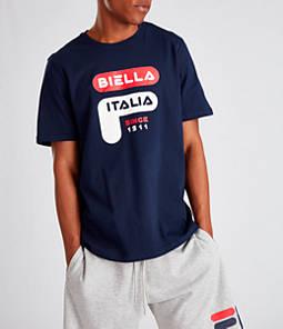 Men's Fila Biella Italia Est. T-Shirt