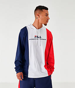 Men's Fila Flavio T-Shirt Hoodie