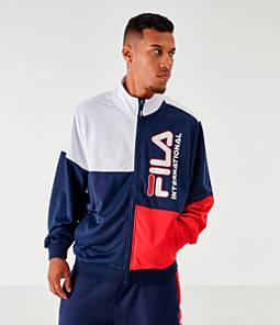 Men's Fila Daniele Full-Zip Jacket