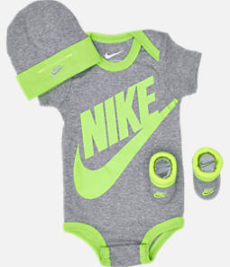 Infant Nike Futura 3-Piece Box Set