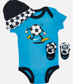 Infant Nike Sport Ball 3-Piece Box Set
