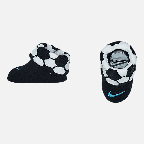 Alternate view of Infant Nike Sport Ball 3-Piece Box Set in Soccer/Black/Blue