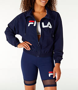 Women's Fila Natalie Full-Zip Wind Jacket