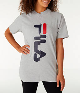 Women's Fila Teresa Spliced T-Shirt