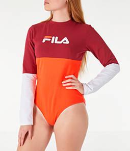Women's Fila Elena Bodysuit