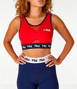 Women's Fila Brenda Sports Bra