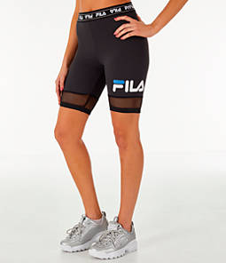 Women's Fila Donatella Biker Shorts