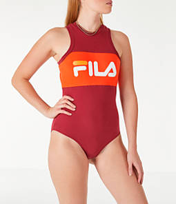 Women's Fila Riley Bodysuit
