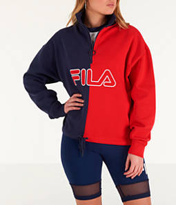 Women's Fila Nayara Quarter-Zip Sweatshirt