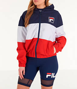 Women's Fila Luella Woven Wind Jacket