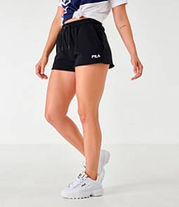 Women's Fila Kari Fleece Shorts