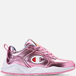 Girls' Big Kids' Champion 93Eighteen Metallic Casual Shoes