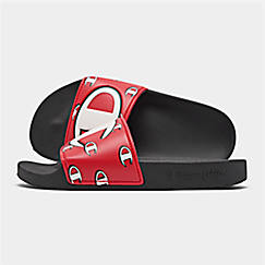 Boys' Big Kids' Champion IPO Repeat C Slide Sandals