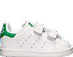 Boys' Toddler adidas Originals Stan Smith Casual Shoes