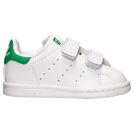 Boys\u0027 Toddler adidas Originals Stan Smith Casual Shoes