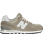 Men's New Balance 574 Suede Casual Running Shoes
