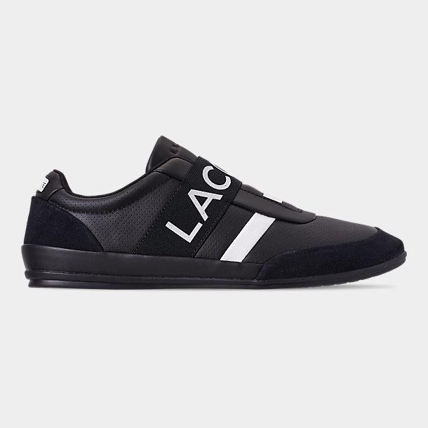 kuuma myynti 100% laatu tavata Men's Lacoste Misano Elastic Slip-On Casual Shoes